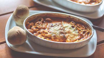 spagetti lasagne