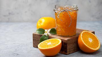 appelsiini marmeladi