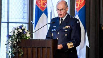 AOP, Jarmo Lindberg, puolustusvoimat, komentaja