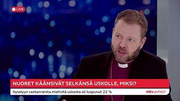 Teemu Laajasalo, Helsingin piispa, kirkko, Live