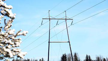 sähkö sähköjohdot AOP