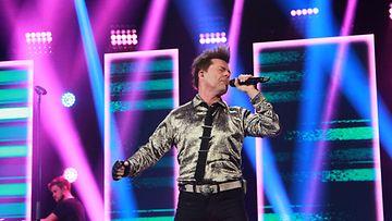 Ressu Redford tähdet tähdet 7 live