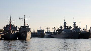 puolustusvoimat sota-alus