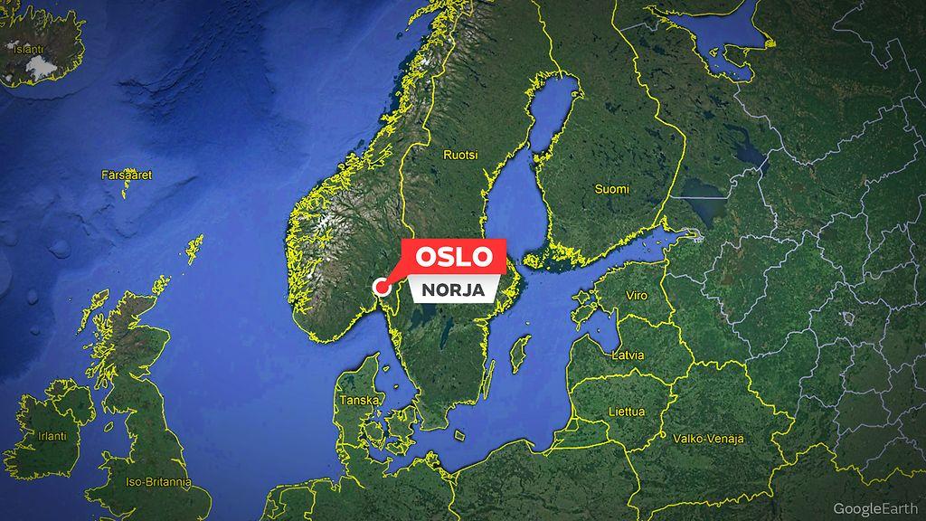 Nelja Loukkaantui Lievasti Koulupuukotuksessa Oslossa Erittain