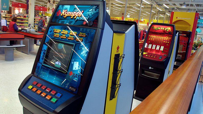 Peliautomaatit AOP rahapeliautomaatit peliriippuvuus