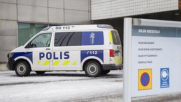 Oulu käräjäoikeus
