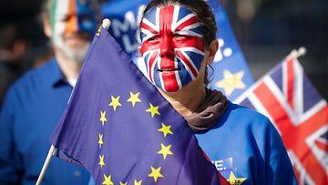 brexit protesti epa