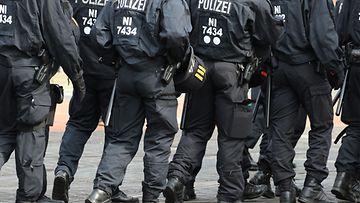 saksan poliisi