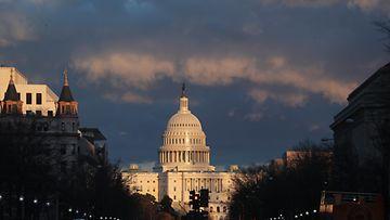 AOP Valkoinen talo Yhdysvallat