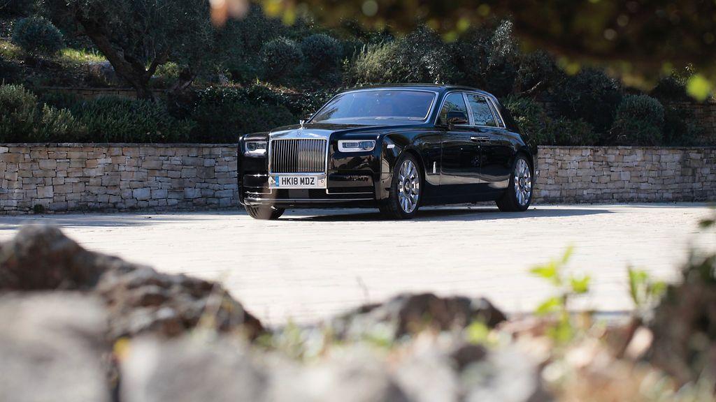 Rolls Royce Car >> Ensituntuma Rolls Royce Phantom Se Parempi Maailma