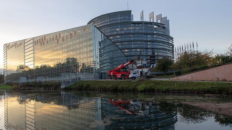 EPA EU Parlamentti Strasbourg