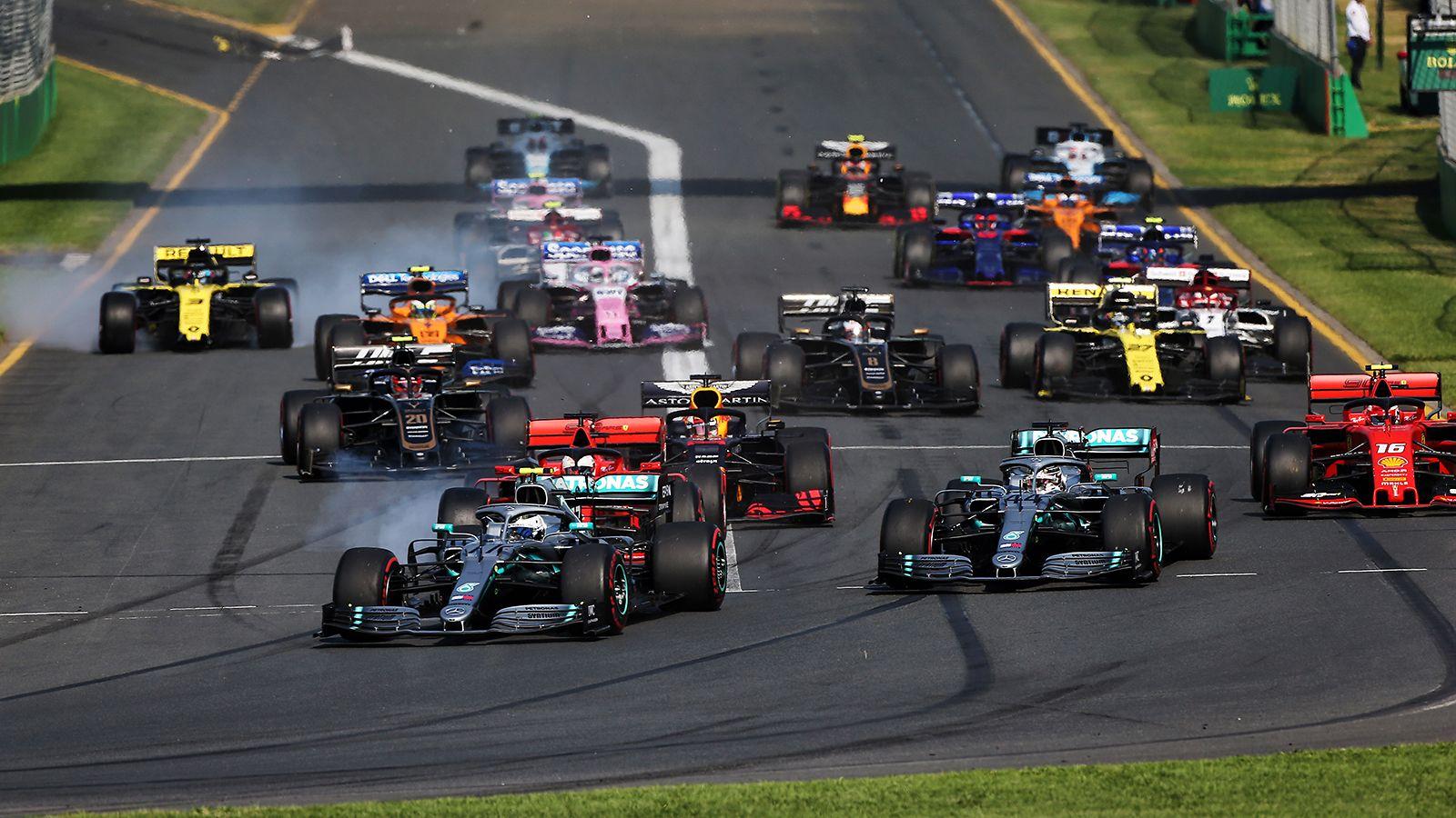 F1 Lähetysajat 2021