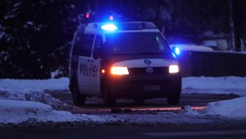 AOP, poliisi, kuvituskuva, hälytysajoneuvo