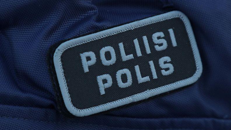 AOP, poliisi, kuvituskuva
