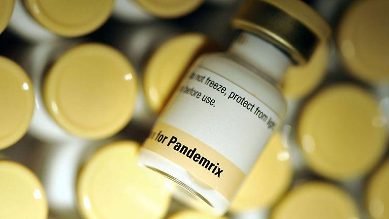 Tutkimus: Narkolepsialla ja Pandemrix-rokotteella vahva yhteys.