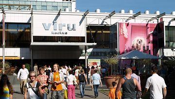 AOP, Viru-keskus, Tallinna, Viro, kauppakeskus