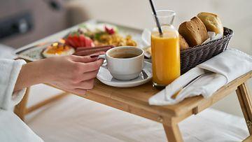 huonepalvelu aamupala