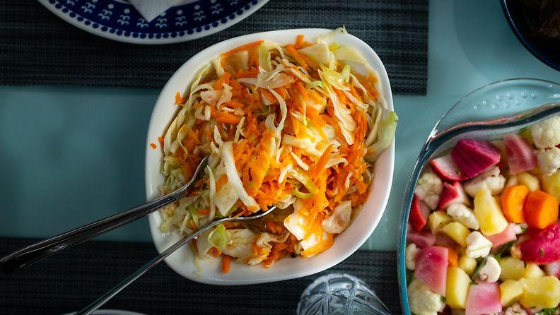 Kaappaus jakso 8 Kirkas coleslaw