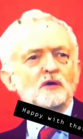 Jeremy Corbyn maalitaulu Afganistan