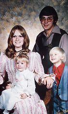 Kurt Cobainin perhe