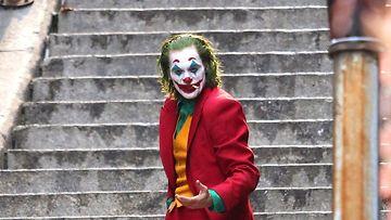 Joaquin Phoenix Jokeri