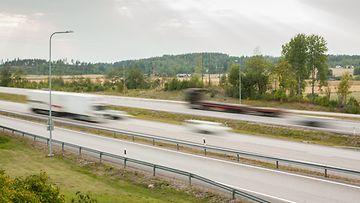 liikenne moottoritie