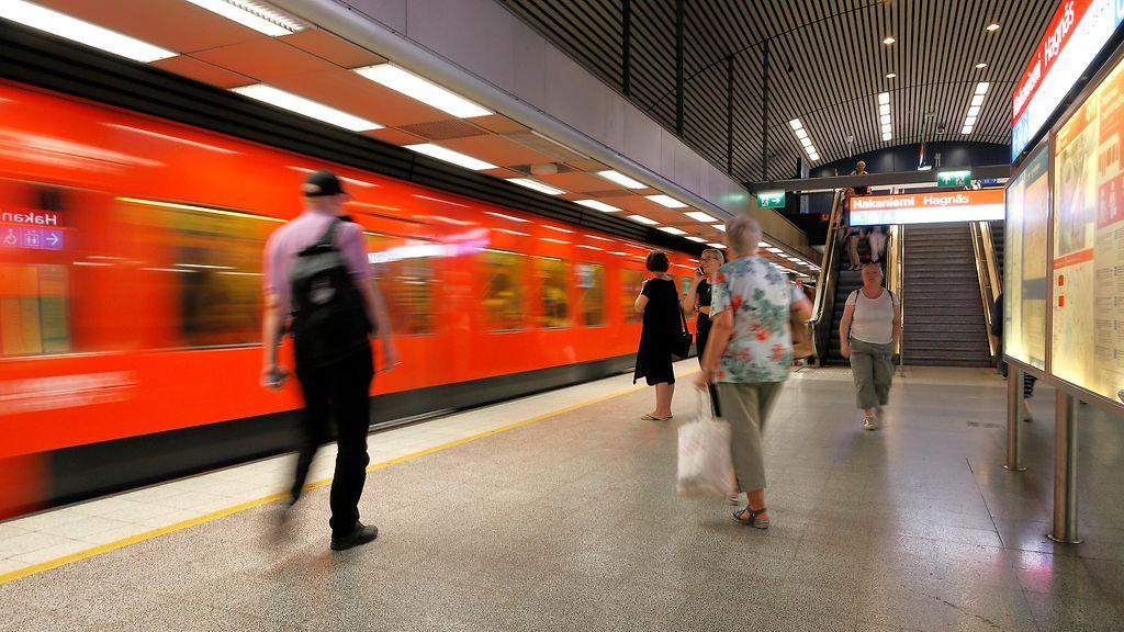 Metroliikenne