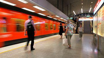 HSL metro kuvituskuva 2018