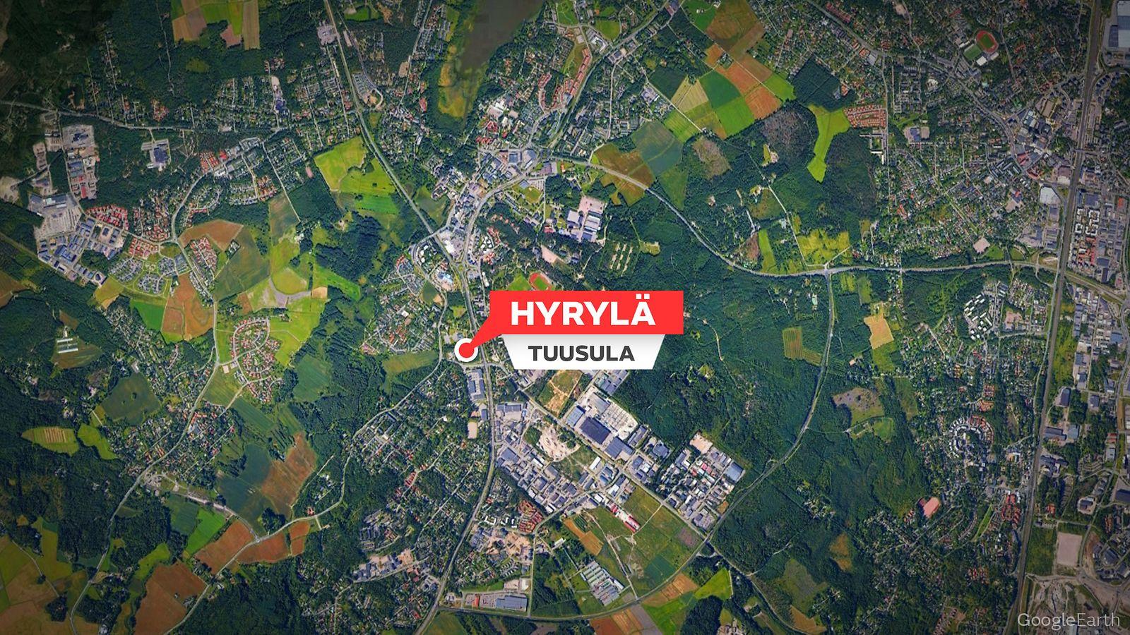 Hyrylan Koulukeskusta Uhannut Henkilo On Tunnistettu Poliisi
