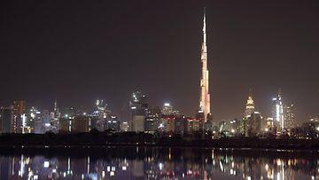 Dubai maisemakuva
