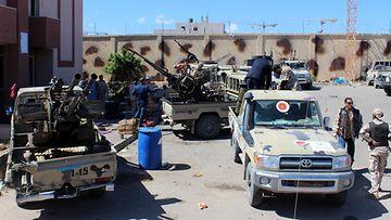 AOP, Libya, Tripoli, ase