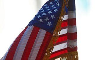 USA:n lippu 2019