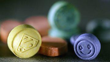Kuvan ekstaasipillerit eivät liity tapaukseen.