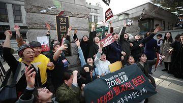Etelä-Korea abortti