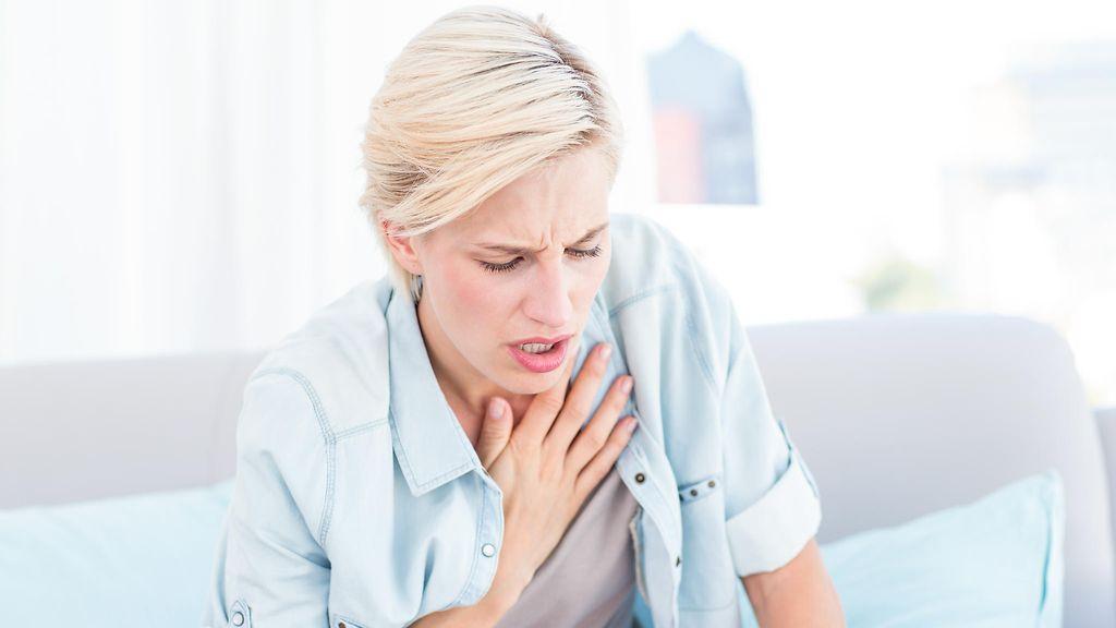 Allergia Hengenahdistus