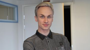 Christoffer Strandberg 11.4. 2