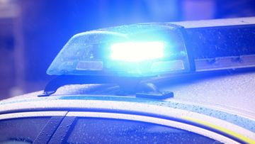 kuvituskuvaa poliisiauto valot 2