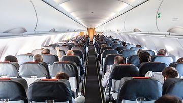 lento, lentokone, matkustaminen, matkailu