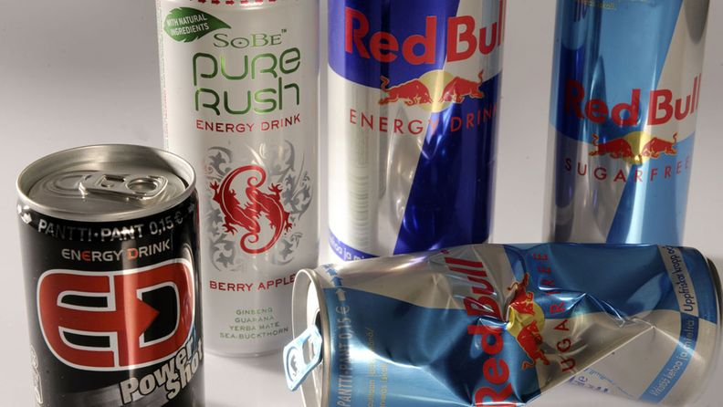 Energiajuomia