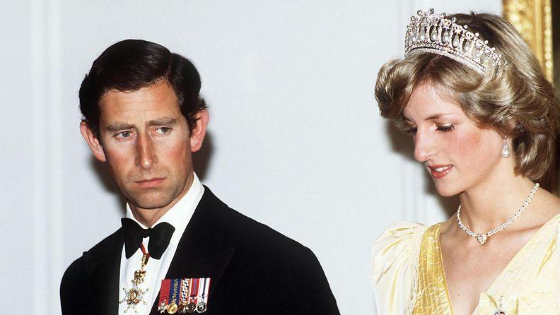 prinssi Charles prinsessa Diana 1983