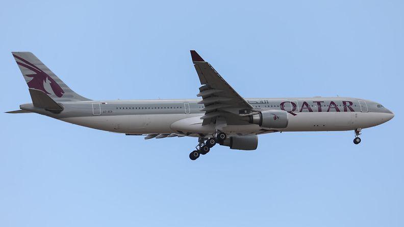 AOP Qatar Airways