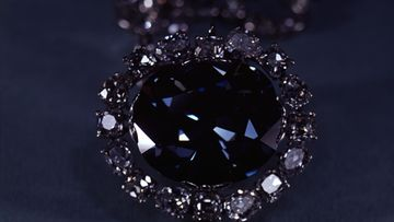 the hope diamond timantti