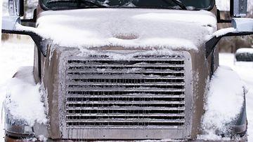 rekka, talvi