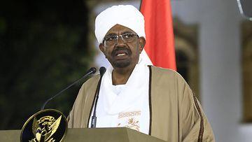 AOP Sudan Omar al Bashir