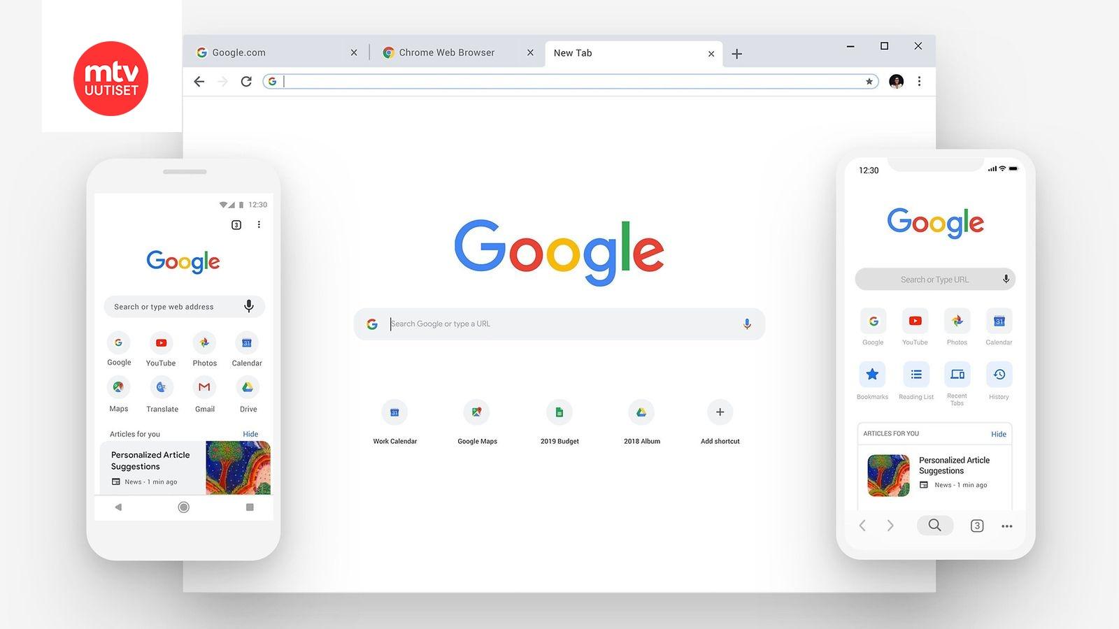 Chrome Selain