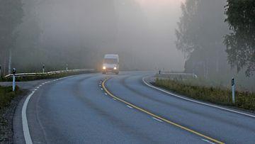 pakettiauto kuvituskuvaa 2008