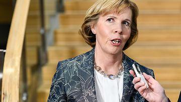 Anna-Maja Henriksson RKP eduskuntavaali-ilta 14.4.2019