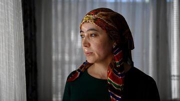 LK Vuonna 2006 Suomeen Itä-Turkestanista Luoteis-Kiinasta muuttanut uiguuri Patiguli Kuerban 17.4.2019