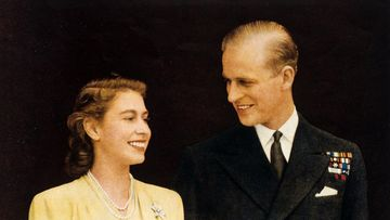 prinsessa Elisabet prinssi Philip