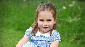 prinsessa charlotte 4 vuotta